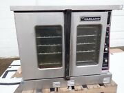 Garland Full Size Single Deck Convection Oven, Nat. Gas. Master Series Mco - Go