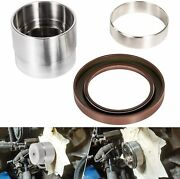 Front Crank Wear Sleeve And Seal Driver Installer Kit Tool For 2003-2010 Ford 6.0l