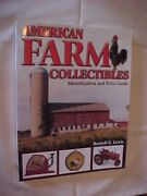 American Farm Collectibles, Id Values Price Guide By Lewis Antiques 2004