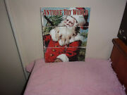 Antique Toy Magazine. New England Toy And Train Exchange  December , 2002