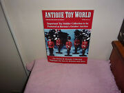 Antique Toy Magazine. New England Toy And Train Exchange  September , 2002
