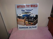 Antique Toy Magazine. New England Toy And Train Exchange  June , 2000