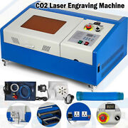 40w Co2 Laser Engraving Machine Cutting With Usb Tools Artwork Woodworking Mill