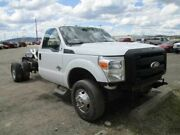 Front Axle Chassis Cab Drw 4.10 Ratio Fits 11-12 Ford F350sd Pickup 4306072