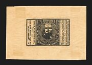 Exceptional Scott Ro54a Private Die Byam Carlton Matches Old Paper 13585