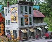 Bar Mills Ho Scale The Gravely Building | Bn | 882