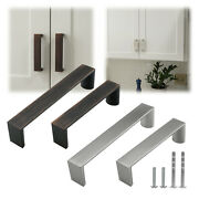 Traditional Cabinet Handle Bar Pull Kitchen Bathroom Hardware Door Stainless
