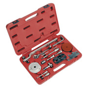 Sealey Diesel Engine Timing Tool Kit - Fiat Ford Iveco Psa - 2.2d 2.3d 3