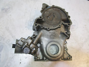 1358076 Timing Chain Cover Omc Stern Drive Buick 155 Hp V6 1960and039s