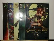 Grimm Fairy Tales Halloween 1 2 2011 And Holiday 2009 2010 Nm