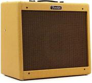 Fender Blues Junior Iv 1x12 15-watt Tube Combo Amp - Lacquered Tweed Sweetwater