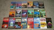 Catherine Coulter Fbi Series Lot Of 20 Cove - Insidious Paperback 1-20 In Order