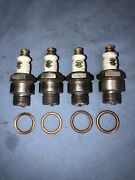 4 Ac Ihc Truck Tractor D7 Vintage Antique Spark Plugs 18mm Threads 1920 - 1950s