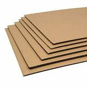 Corrugated Cardboard Sheets Brown A5 A4 A3 A2 A1 A0 Single And Double Wall