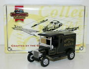 Matchbox Collectibles Dym38019 - 1912 Ford Model T - Dallas Police Department
