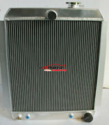 Aluminum Radiator For Chevy Truck Pick Up 1948 1949 1950 1951 1952 1953 1954 At