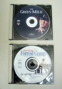 Dvd - Forest Gump And The Green Mile Starring Tom Hanks