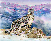 Wooden Jigsaw Puzzles100pieces New Russian Snow Leopard Toys Gift