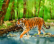 Wooden Jigsaw Puzzles100pieces New Russian Amur Tigertoys Gift