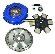 Fx Stage 3 Clutch Kit Andflywheel For 96-04 Mustang 4.6l 11 Tremec T56 Trans Swap