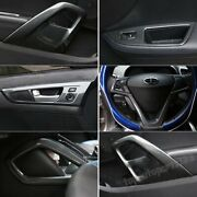 For 13pcs Hyundai Veloster 2012-2017 Interior Accessories Whole Kit Covers Trim