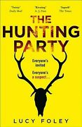 Hunting Party Get Ready For The Most Gripping New Crime Thriller Of 2019 P...