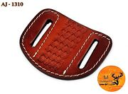 Hand Made Pure Cow Leather Sheath For Knives And Other Tools - Aj 1310