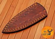 6 Hand Made Pure Cow Leather Sheath For Knives And Other Tools - Aj 1446
