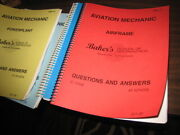 Aircraft Maintenance And Repair - Manuals For Accredited Faa School