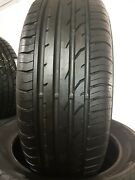 1 Single 205/55/16 Continental Contipremiumcontact 2 8/32nds Like New