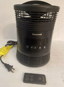 Honeywell 360 Degree Forced Heater W/surround Heat, Programmable, Remote
