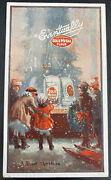 1910 Quincy Ma Usa Advertising Picture Postcard Cover Gold Medal Flour