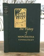 History Of Manchester Connecticut Ct 1924 Indians 5 Mile Track Oxford Parish