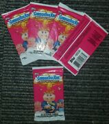 5 Unopened Packs Garbage Pail Kids Brand New Series 2 1 Non Sports Cards Gpk