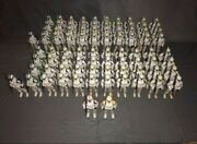 Huge Lot Of Hasbro 2002 12 Inch 16 Scale Phase 1 Clone Trooper Army