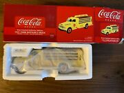 New First Gear 134 Coke Coca Cola 1951 Ford Bottlers Truck 19-2922