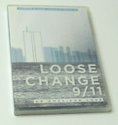 Loose Change 9/11 An American Coup 2009 Dvd Ntsc And Pal + Insert Rare Oop Vg Cond