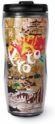 Starbucks Japan Official Kyoto Limited Tumbler 12oz Black/gold Shipping From Jp