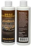 Gold Rush -1 Bear Attractant- 8oz Bottle Super Concentrated Butterscotch Smell