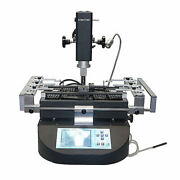Ht-r490 Infrared Hot Air Bga Heating Soldering Station W/ Built-in Thermocouple