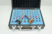77 Pieces Collets For 8mm For Watchmakers Lathe