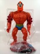 Loose Masters Of The Universe Giant Beast Man 12 Figure Matty Collector Motu