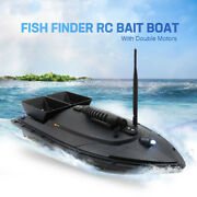 Fishing Bait Rc Boat Big Size Servo Motor Toy Rtr With Circuit Board Batteries