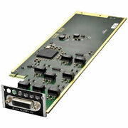 Avid Pro Tools Mtrx 8 Aes3 8-channel I/o Card W/ Src And Cable