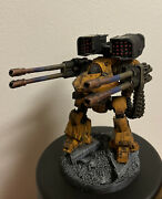 Warhammer 40k Forgeworld - Space Marines - Imperial Fists Deredeo Dreadnought 2