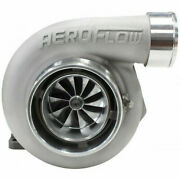 Aeroflow Boosted 6662 .63 Turbo 450-850hp Natural,t3 In/flange, V-band Ex/flange