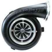 Aeroflow Boosted 8077 1.15 Turbo 700-1250hp  Black , T4 Twin Entry/v-band