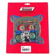 Holley Alcohol Carburetor Carb Rebuild Kit With 150 Needle Seat Quick Fuel 3-204