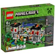 Lego Minecraft 21127 The Fortress New Like 21158 2116 21154 21159 21166 21123