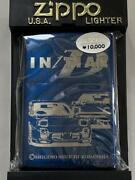 Initial D / Zippo / Lighter / Initial D / Limited / Blue Titanium / With Box